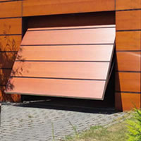 Garage Doors Designs. Such As Surface Mounted Friezes, Chevron Embossing Or  Beautifully Shaped